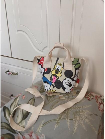 DCS0124 Zara Mickey BEIGE