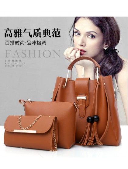 DC3015 (3IN1) BROWN VIP Dropship Rp. 95.000